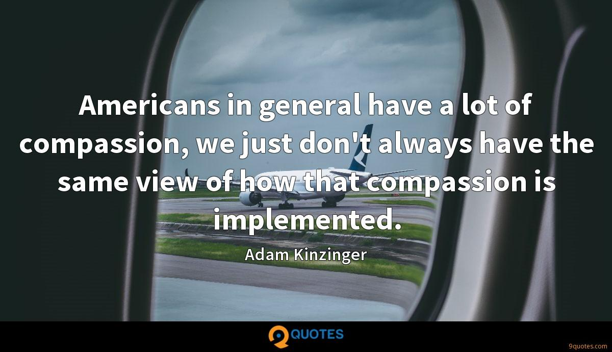 Adam Kinzinger quotes
