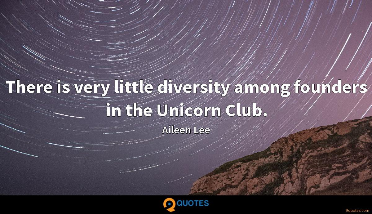 There is very little diversity among founders in the Unicorn Club.