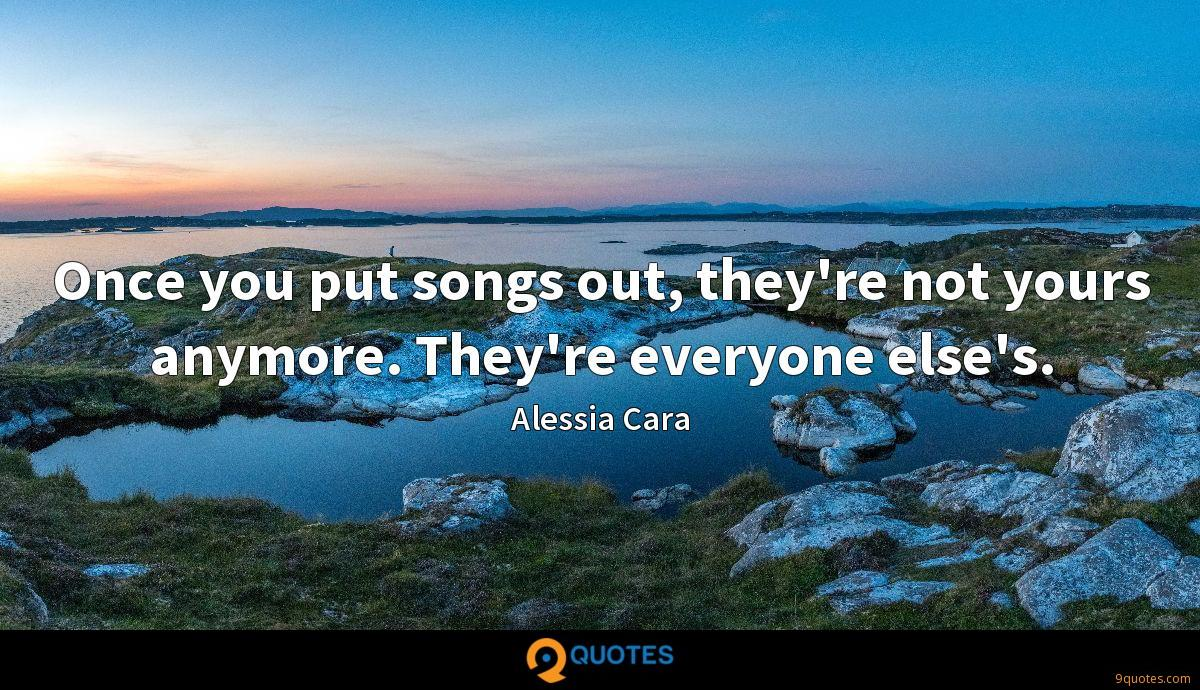 Alessia Cara quotes