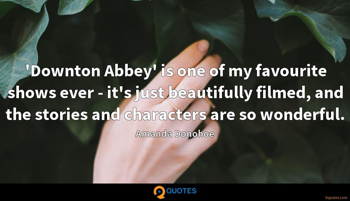 Amanda Donohoe Photos downton abbey' is one of my favourite shows ever