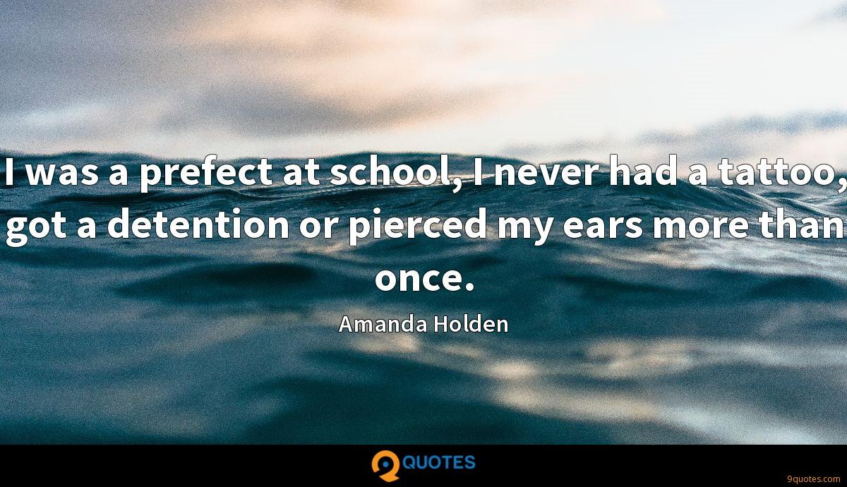 Amanda Holden quotes