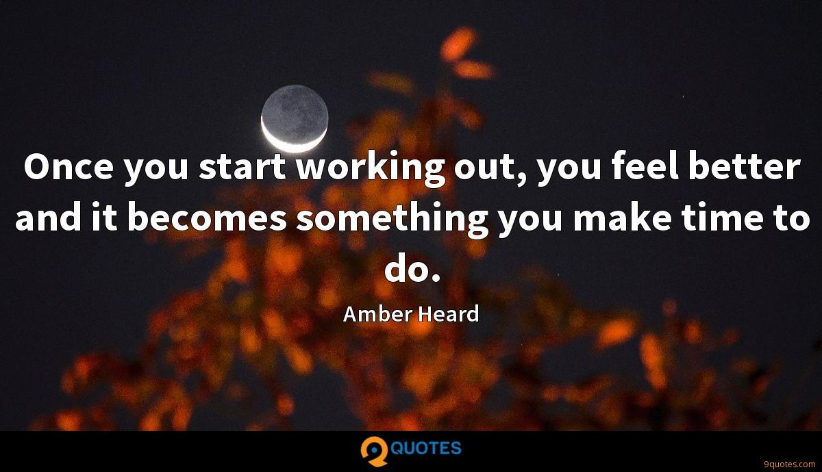 Amber Heard quotes