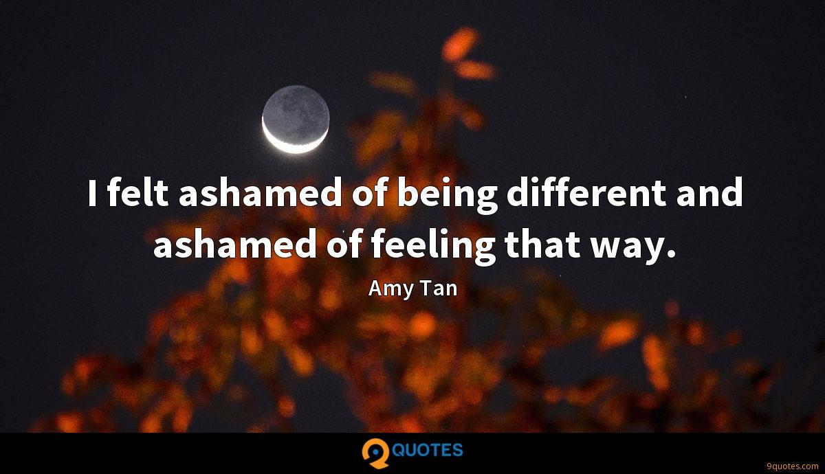Amy Tan quotes