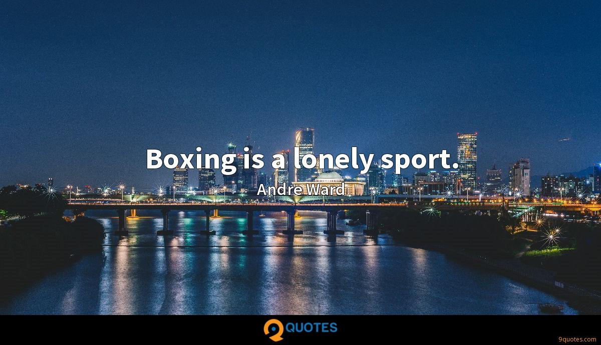 Andre Ward quotes