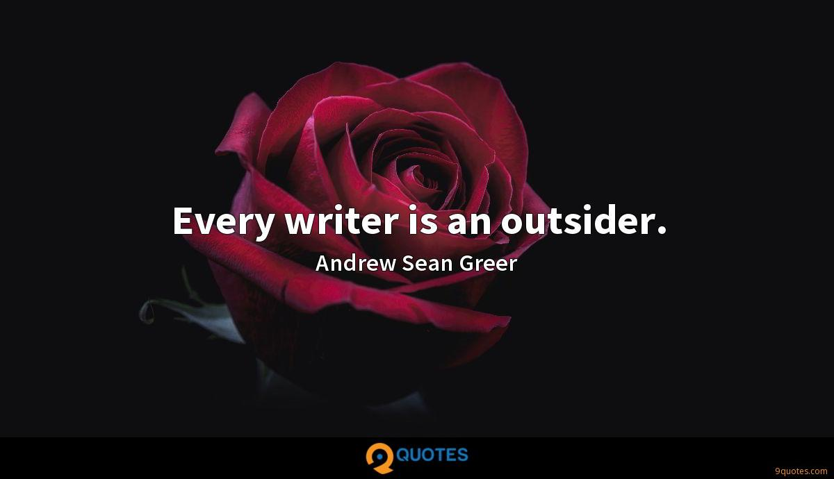 Andrew Sean Greer quotes