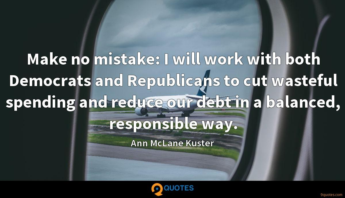 Ann McLane Kuster quotes
