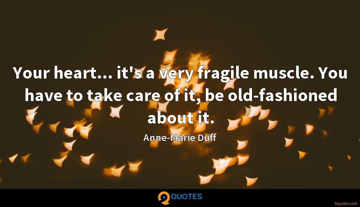Anne-Marie Duff quotes