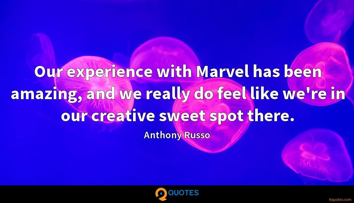 Anthony Russo quotes