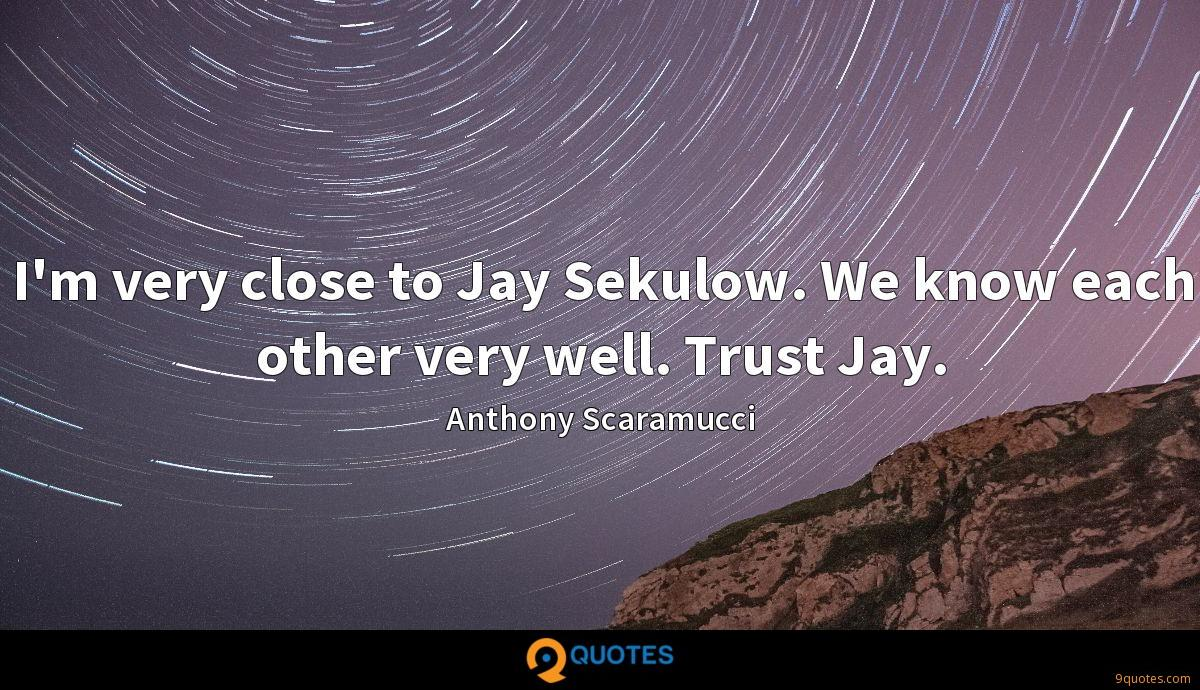 Anthony Scaramucci quotes