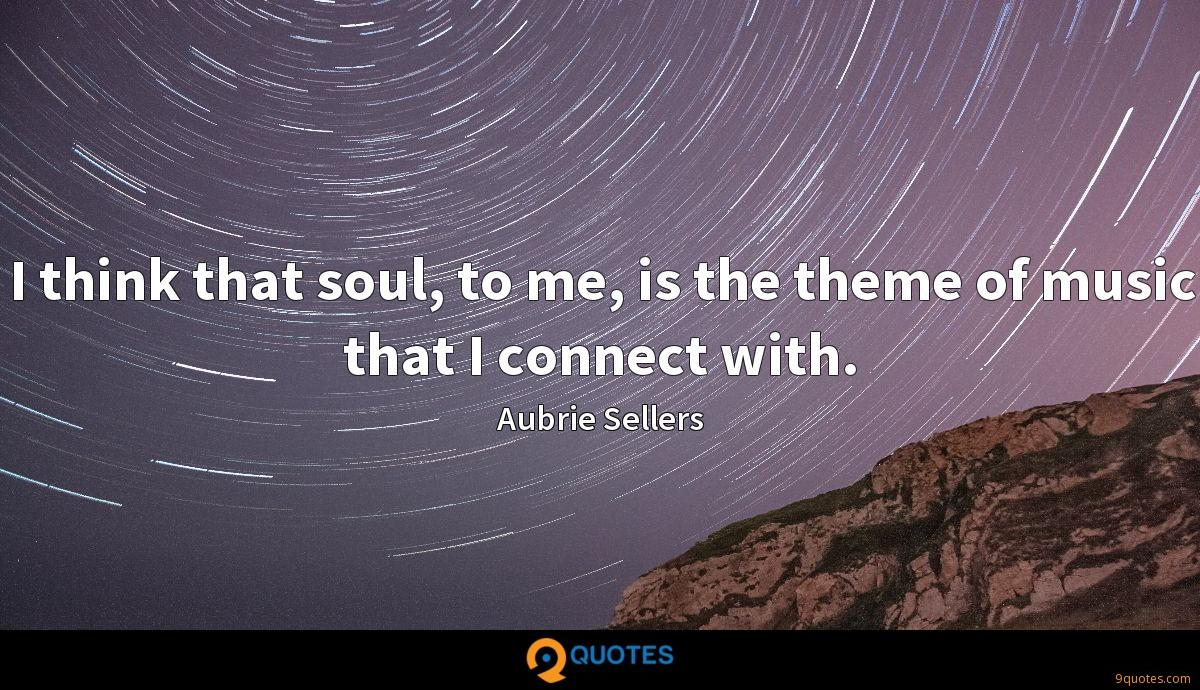 Aubrie Sellers quotes