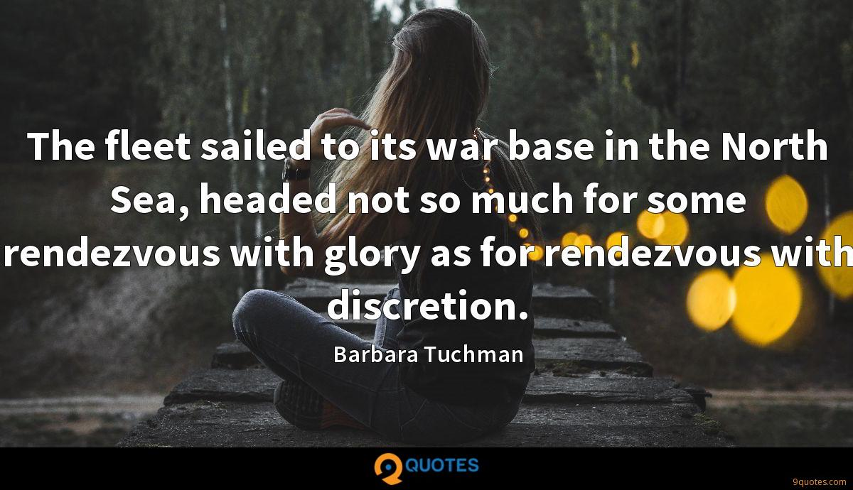 Barbara Tuchman quotes