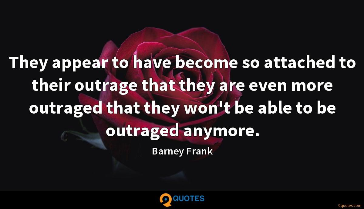 Barney Frank quotes