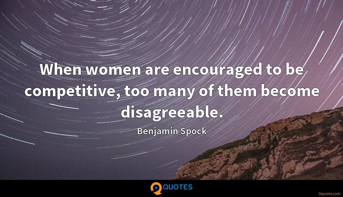 When women are encouraged to be competitive, too many of them become disagreeable.