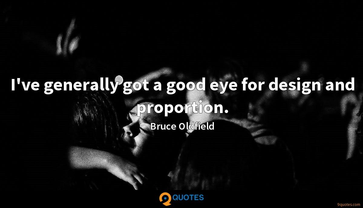 Bruce Oldfield quotes