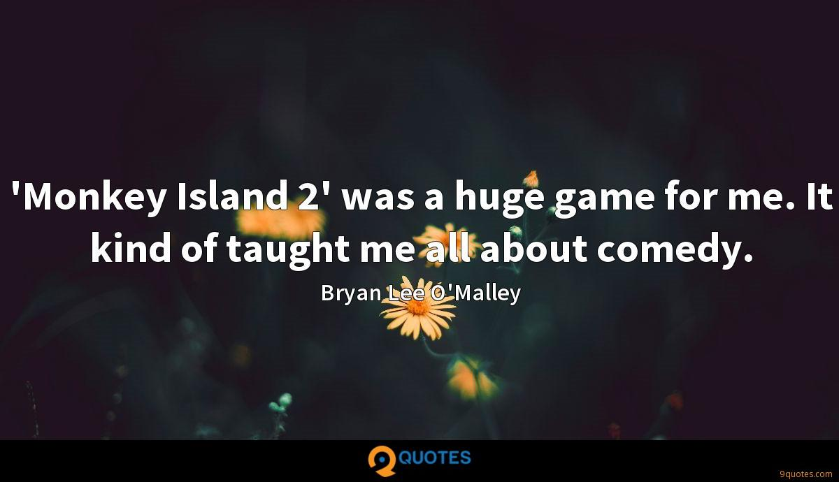 Bryan Lee O'Malley quotes