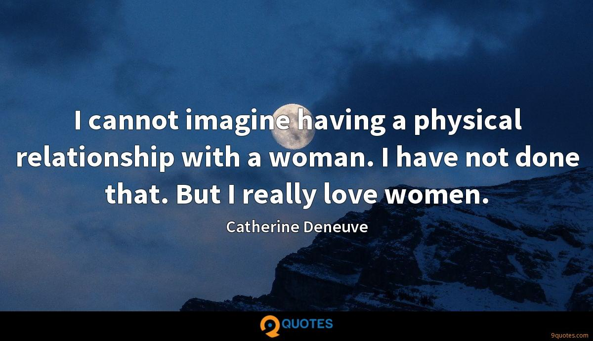 I love women more than anything  - Vin Diesel Quotes