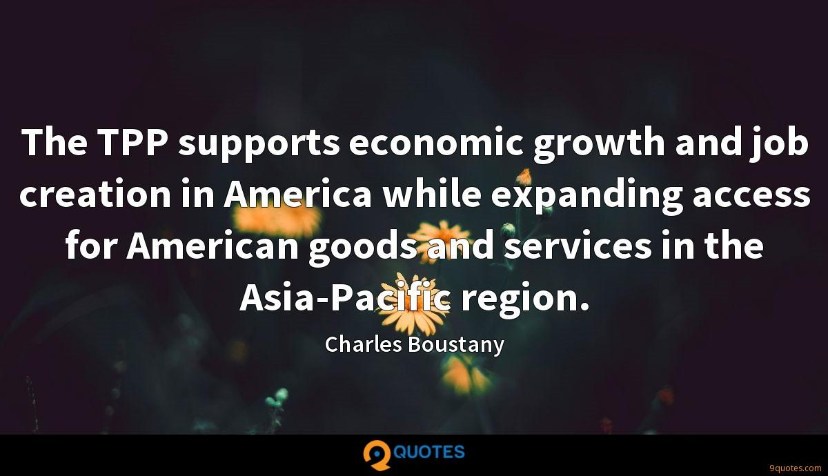 Charles Boustany quotes