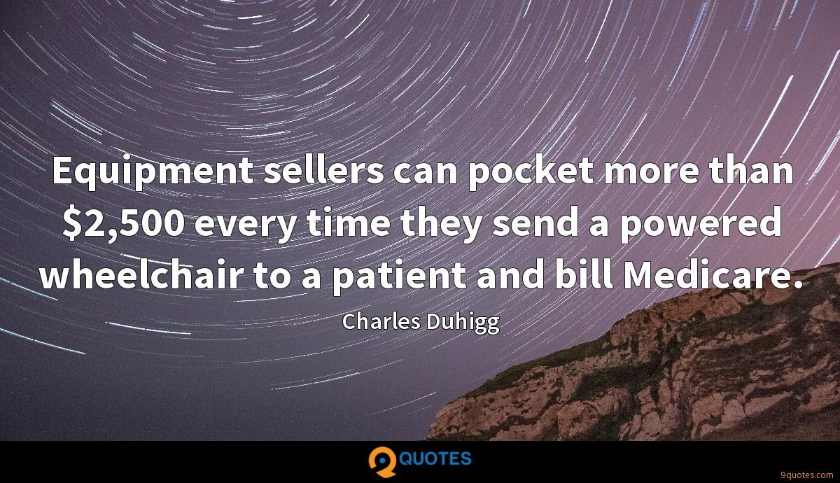 Charles Duhigg quotes