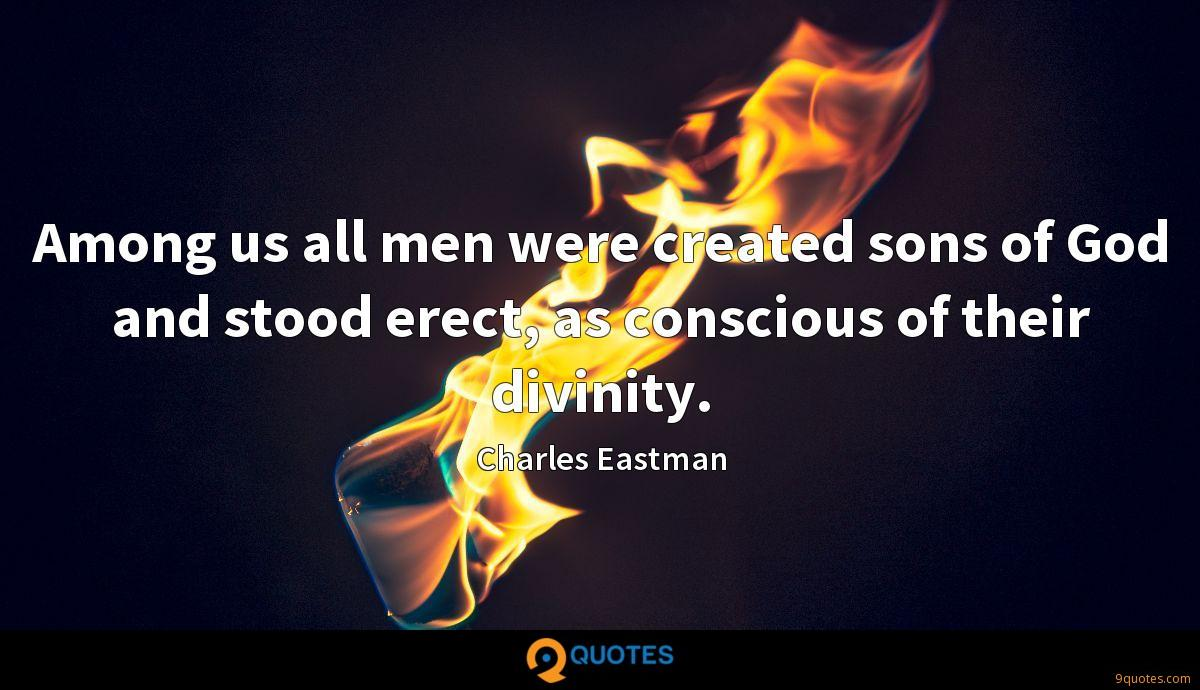 Charles Eastman quotes