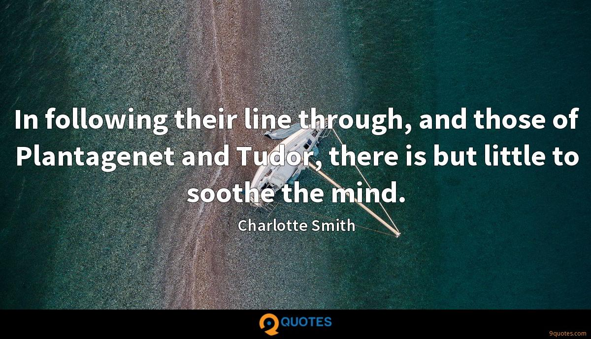 Charlotte Smith quotes