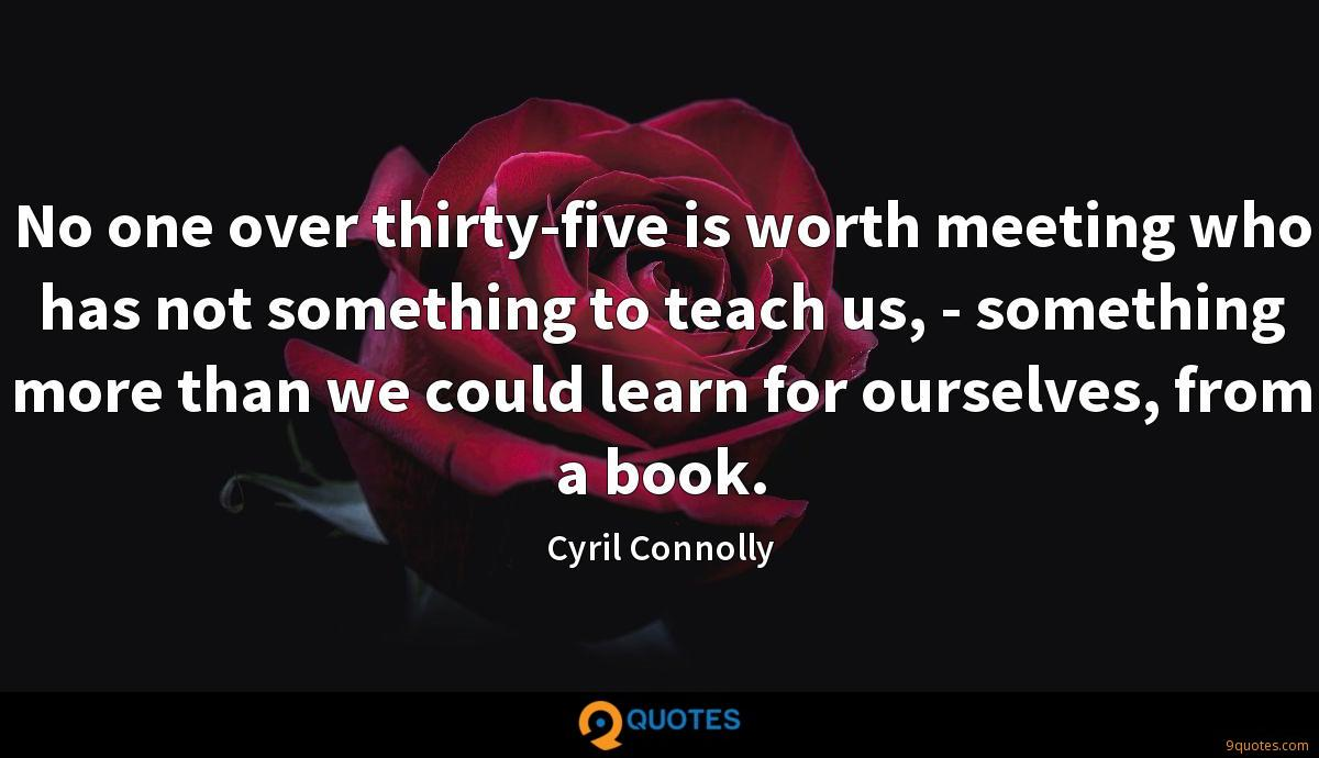 Cyril Connolly quotes