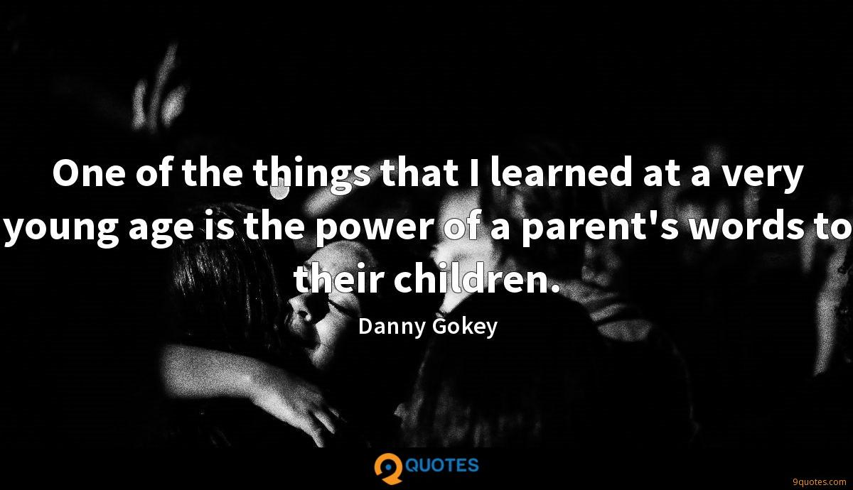 Danny Gokey quotes