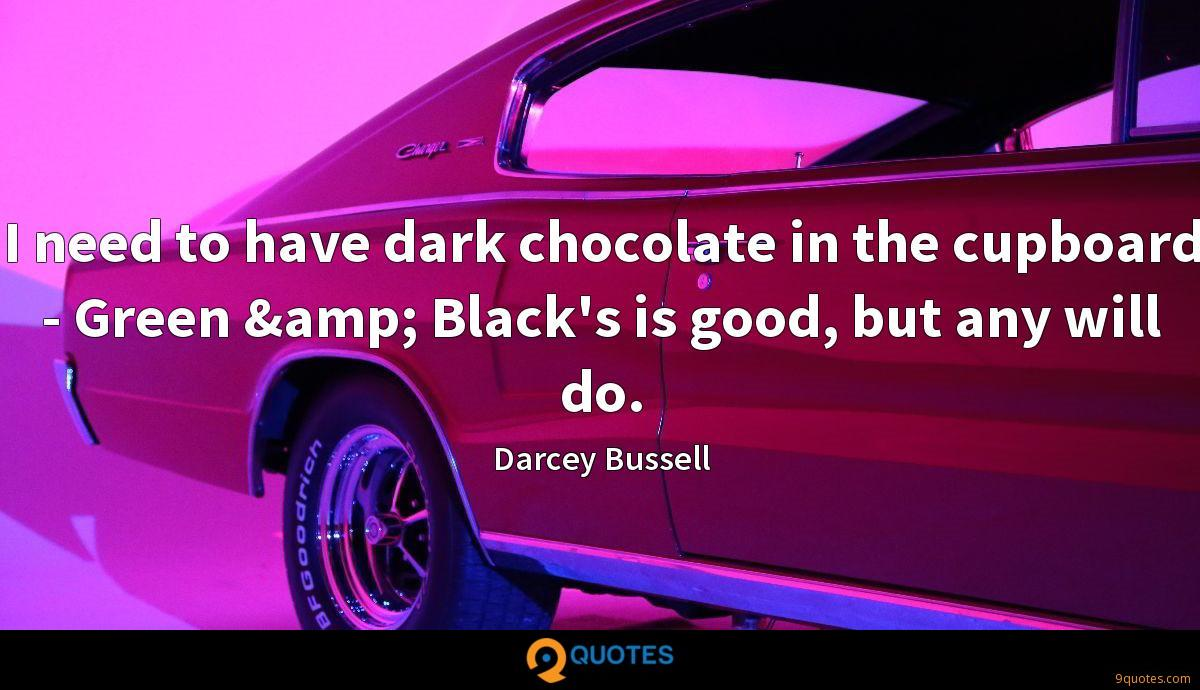 Darcey Bussell quotes