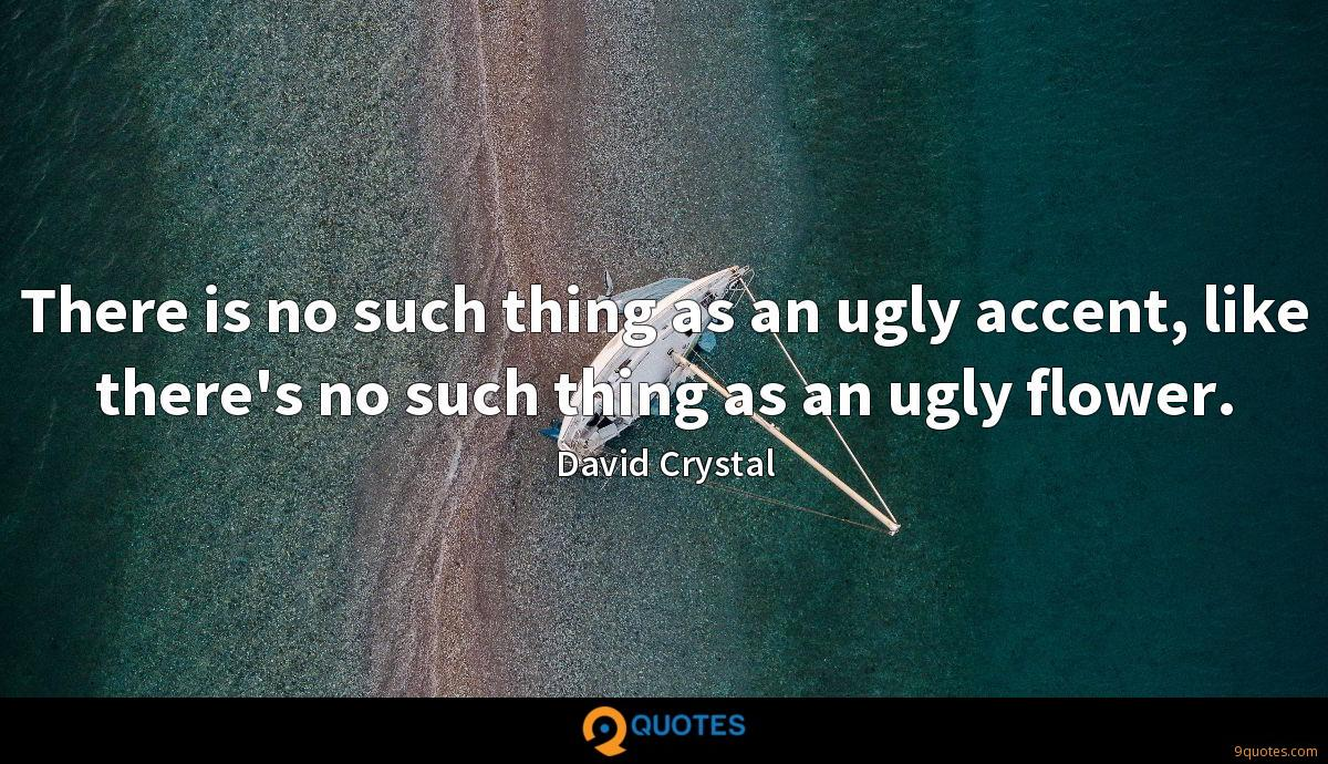 David Crystal quotes