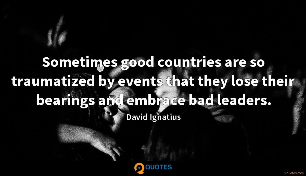 David Ignatius quotes