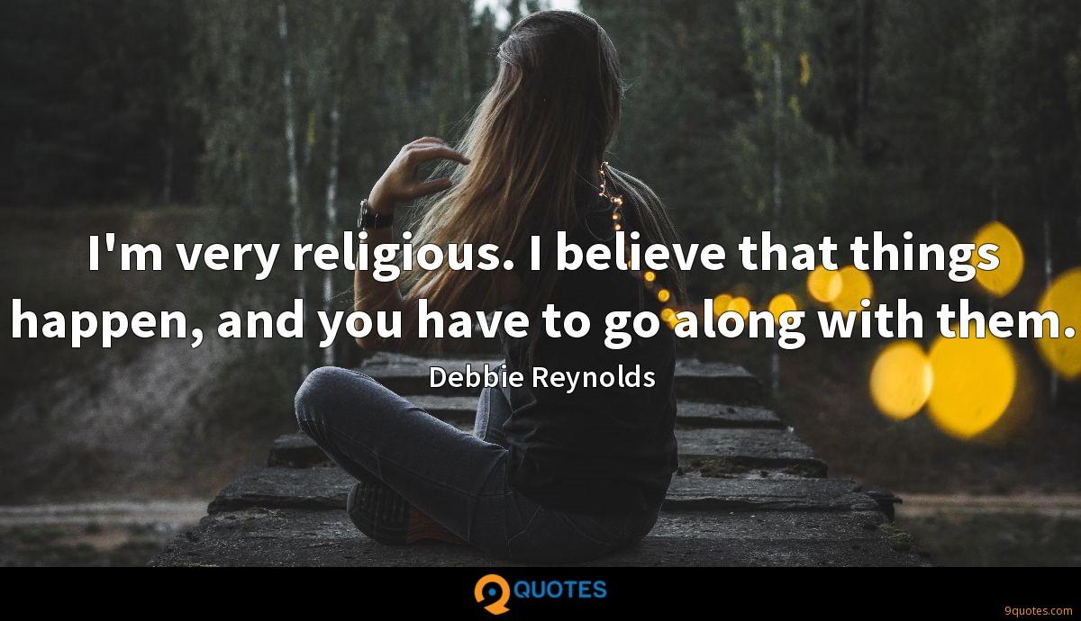 Debbie Reynolds quotes