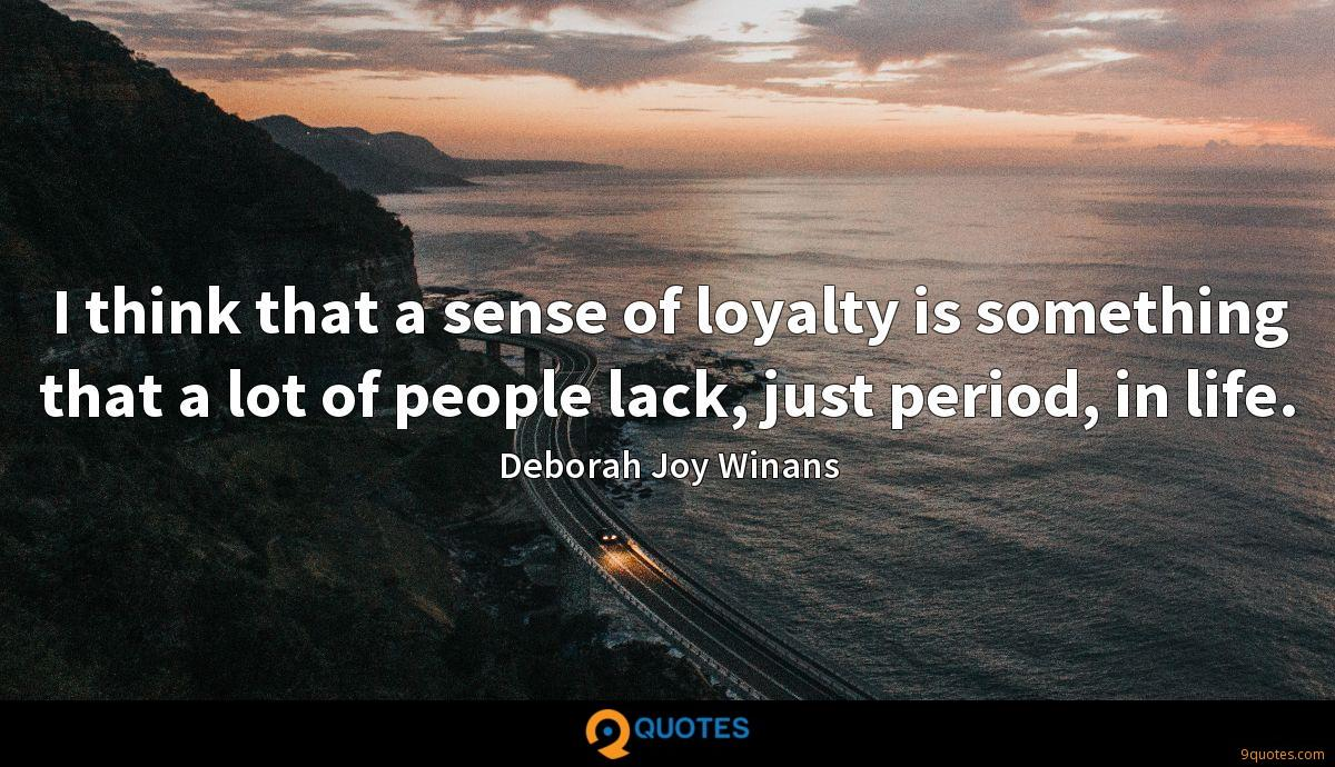 Deborah Joy Winans quotes