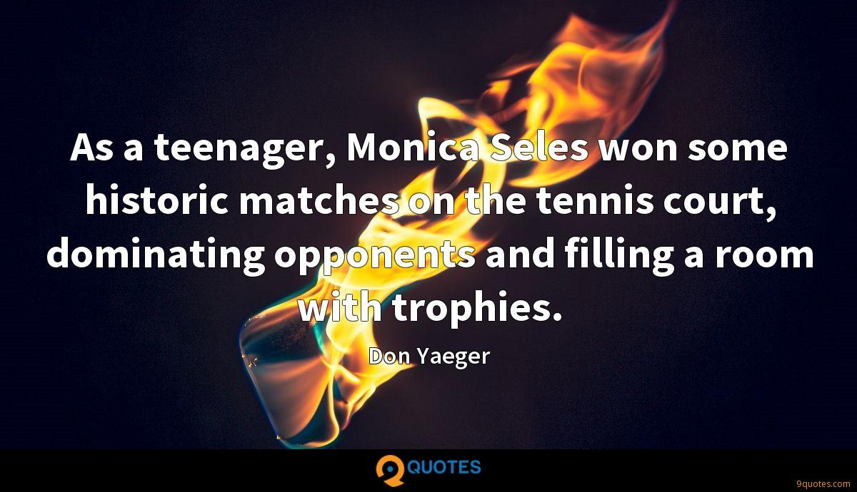 Don Yaeger quotes
