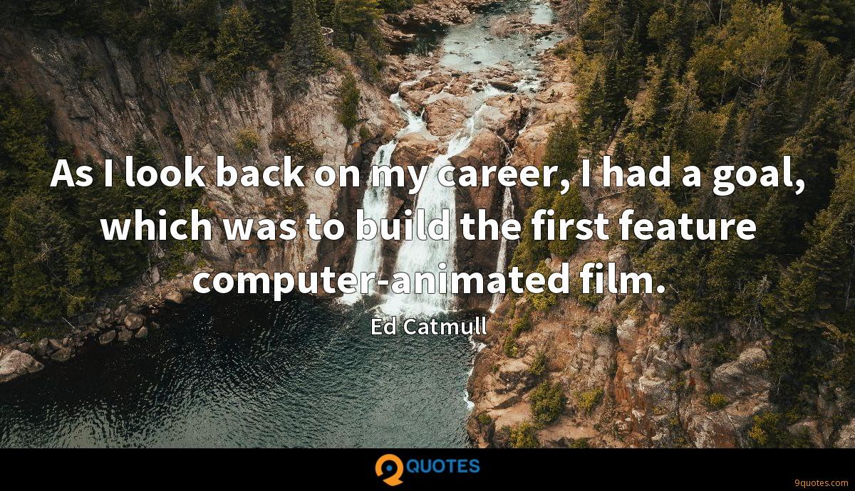 Ed Catmull quotes