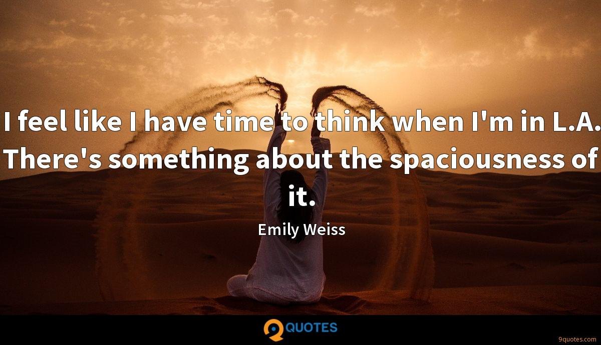 Emily Weiss quotes