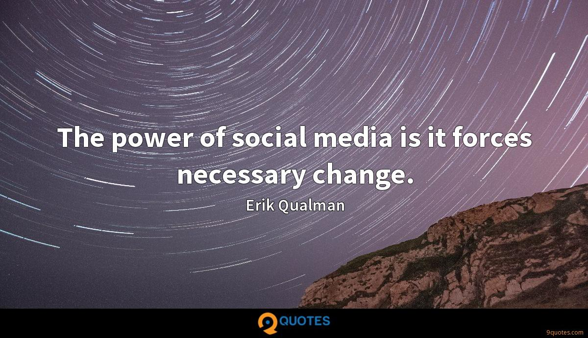 Erik Qualman quotes