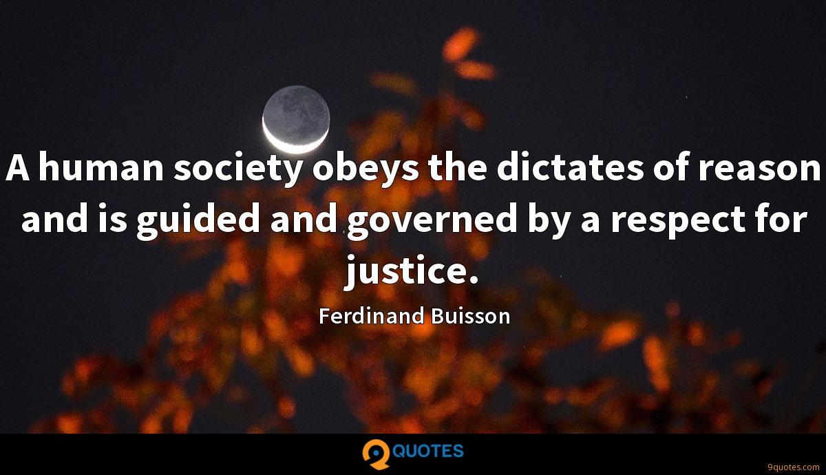 Ferdinand Buisson quotes