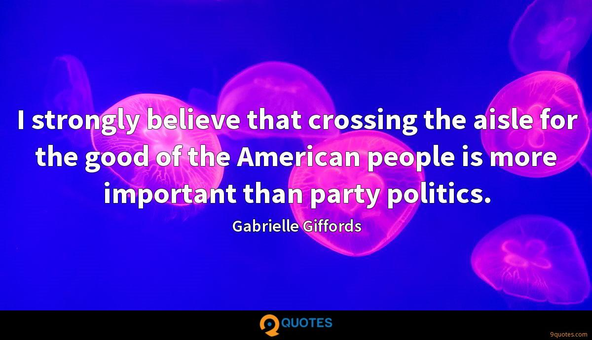 Gabrielle Giffords quotes