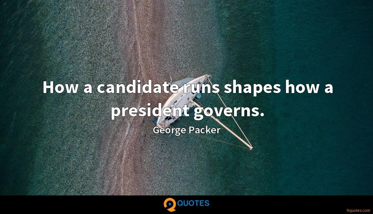 George Packer quotes