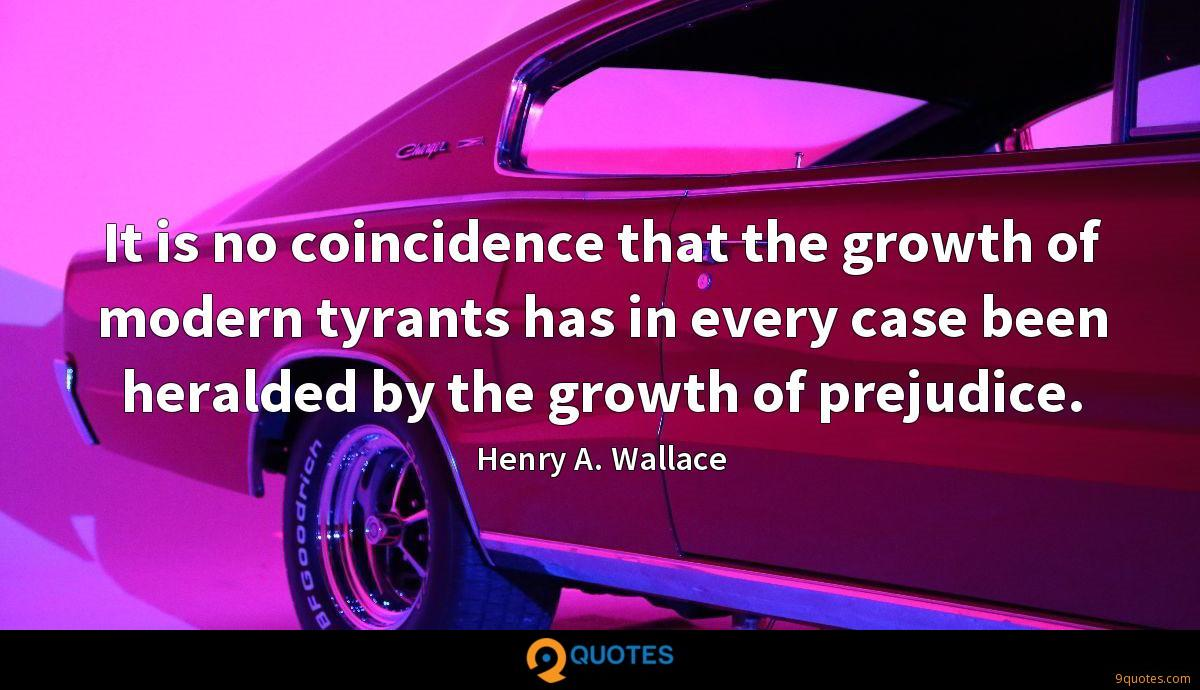 Henry A. Wallace quotes