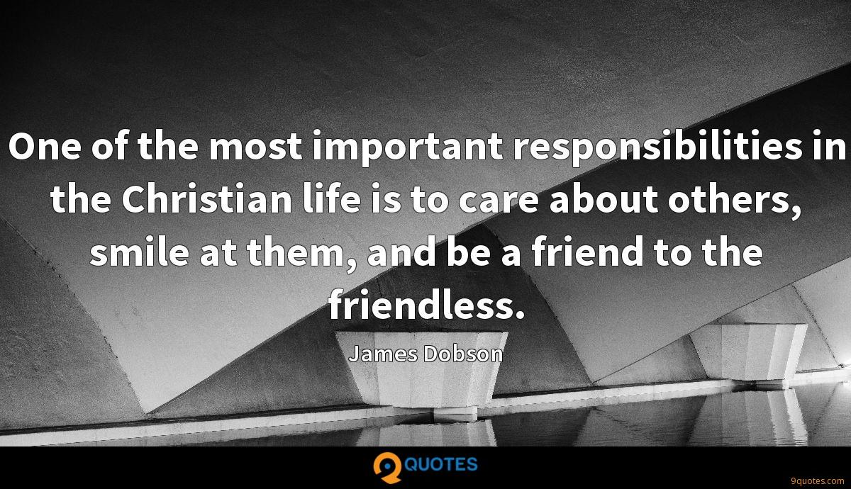 James Dobson quotes