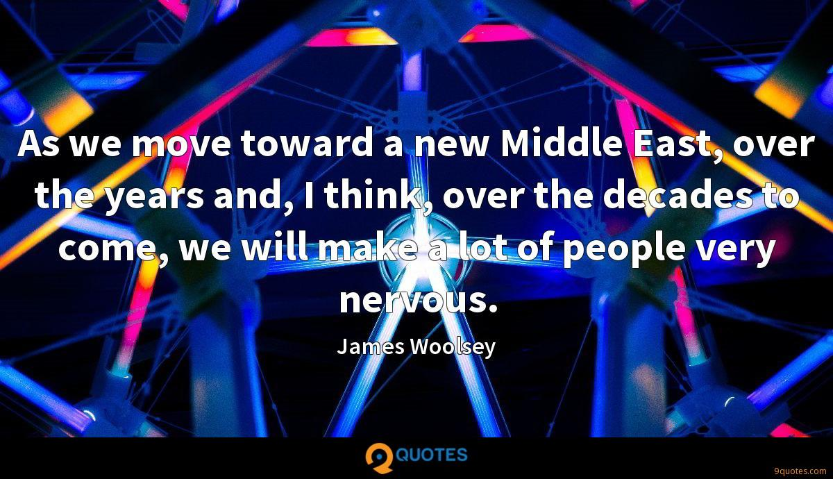 James Woolsey quotes