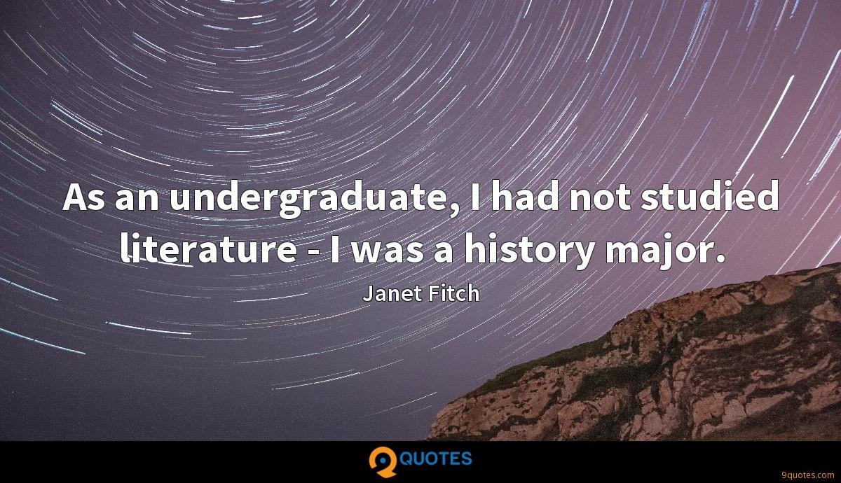 Janet Fitch quotes