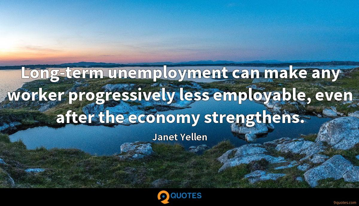 Long-term unemployment can make any worker progressively less employable, even after the economy strengthens.