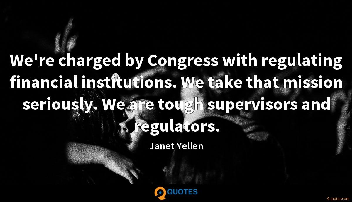 Janet Yellen quotes