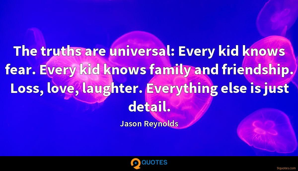Jason Reynolds quotes
