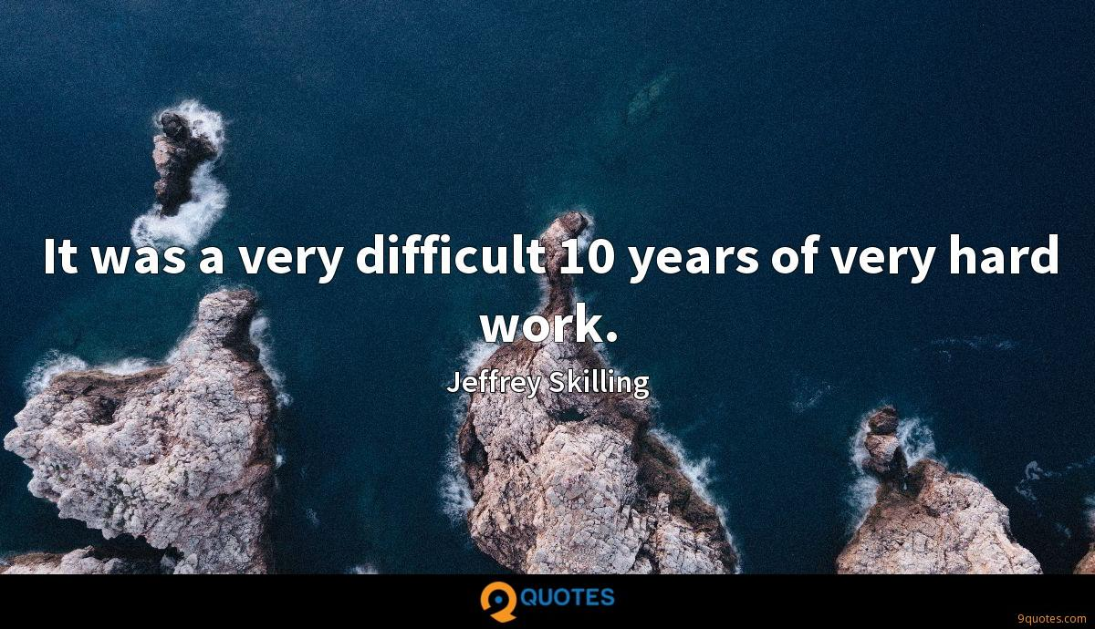 Jeffrey Skilling quotes