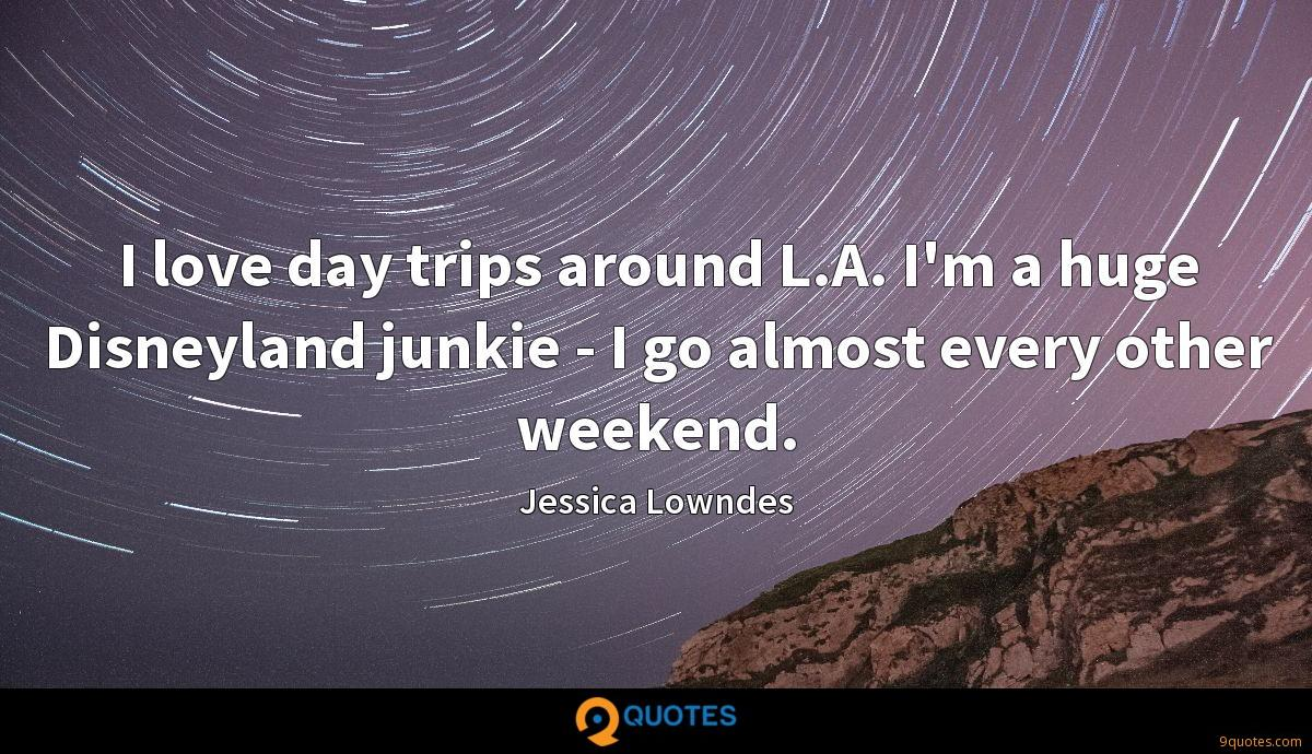 Jessica Lowndes quotes