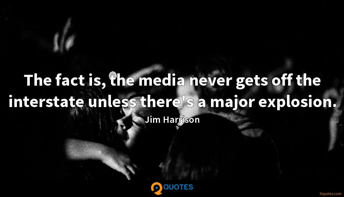 Jim Harrison quotes