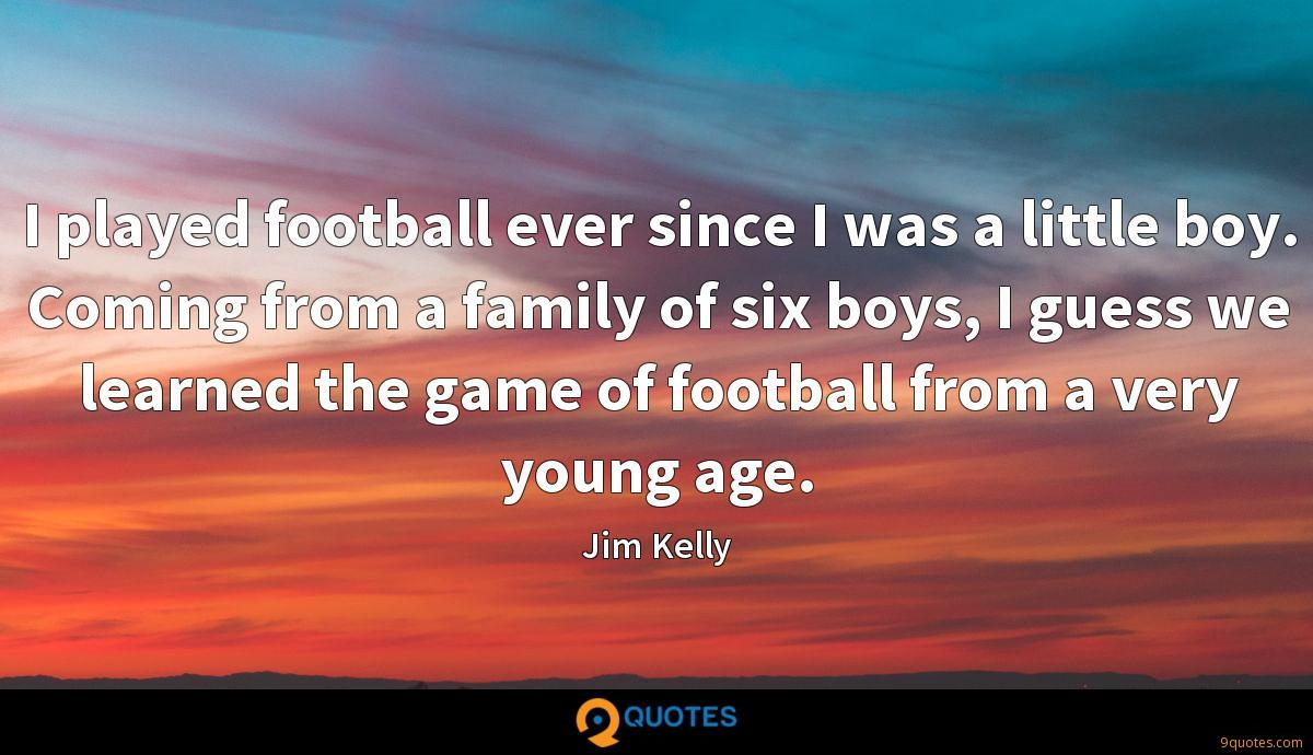 Jim Kelly quotes