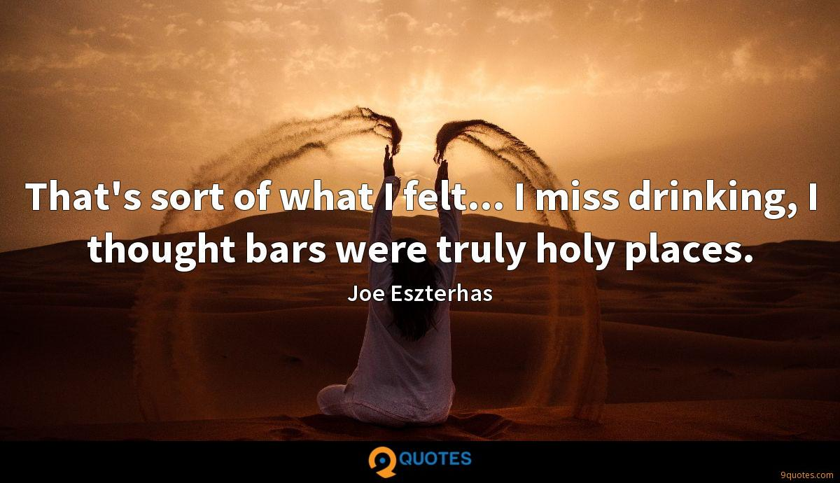 Joe Eszterhas quotes